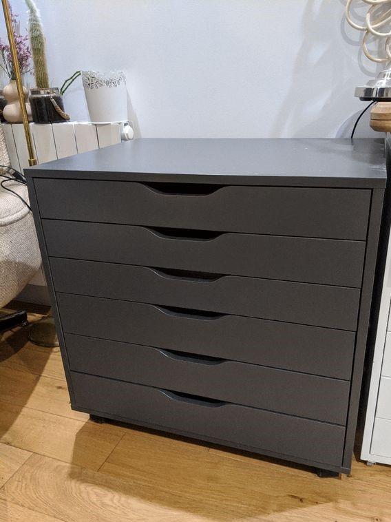 Meuble à tiroir Ikea Alex - PaGacher